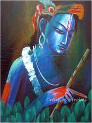 CS 310 Divine youthful Krishna